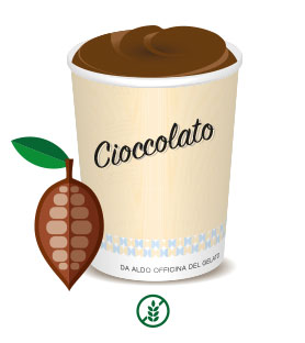 da Aldo produkt - Choklad