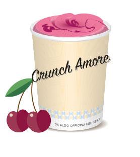 da Aldo produkt - Crunch Amore