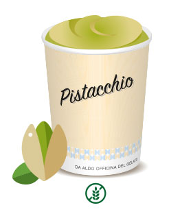 da Aldo produkt - Pistacchio